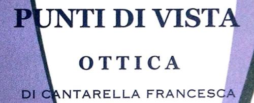 Logo Ottica Punti di Vista di Cantarella Francesca