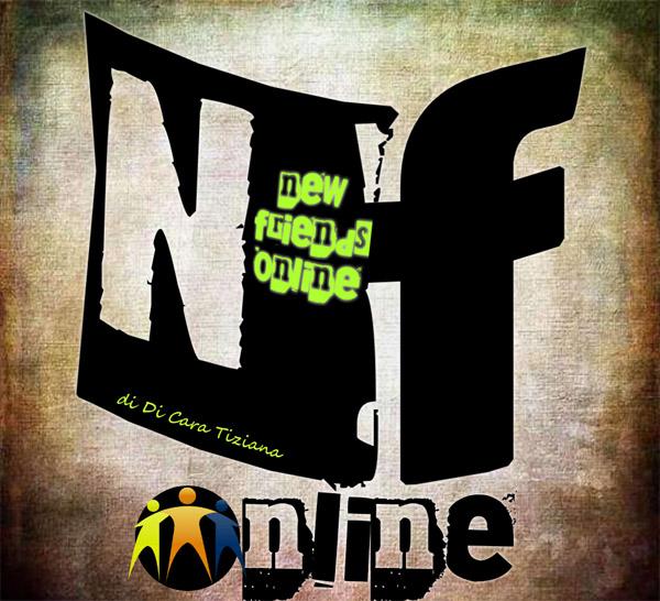 Logo New Friends On Line di Tiziana Di Cara