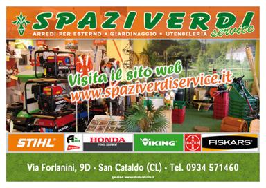 Logo Spazi Verdi Services s.r.l.
