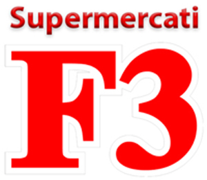 Logo F3 Supermercati