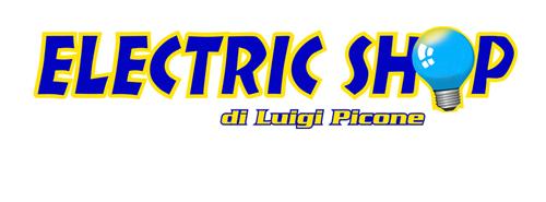 Logo Electric Shop di Picone Luigi