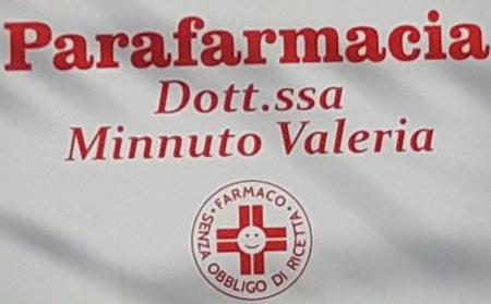 Logo Parafarmacia Dott.ssa Valeria Minnuto