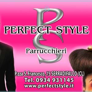 Logo Perfect Style Parrucchieria